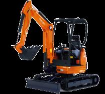 Mini-Excavators U20-3α - KUBOTA
