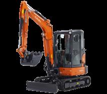 Mini-Excavators KX037-4 - KUBOTA