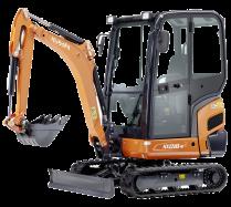 Mini-Excavators KX018-4 - KUBOTA