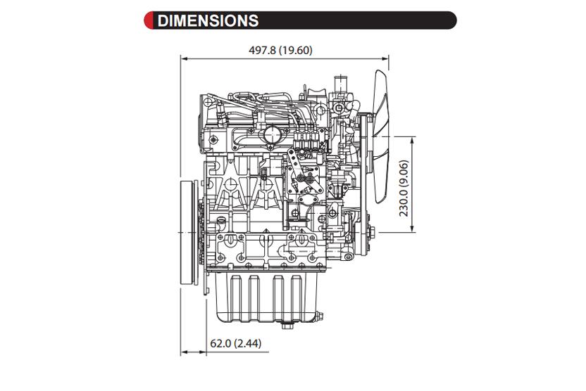 D1005-E2B - KUBOTA