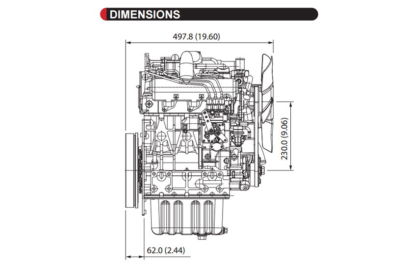D1105-T-E2B - KUBOTA