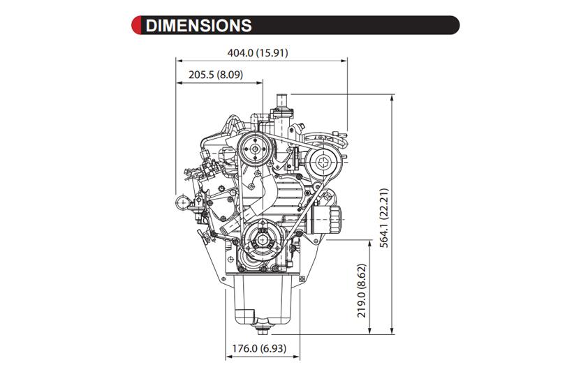 D722-E2B - KUBOTA
