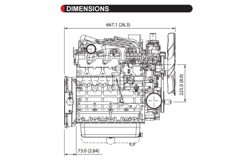 V2203-M-E3B - KUBOTA