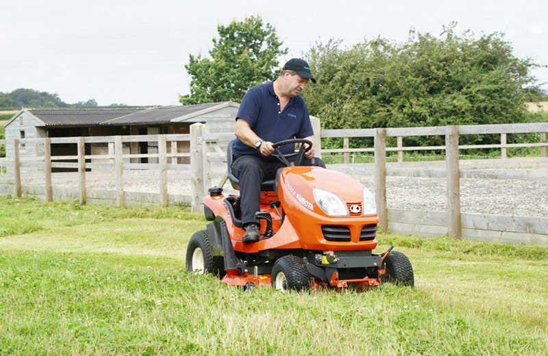 Ride On Mowers GR1600-II - KUBOTA
