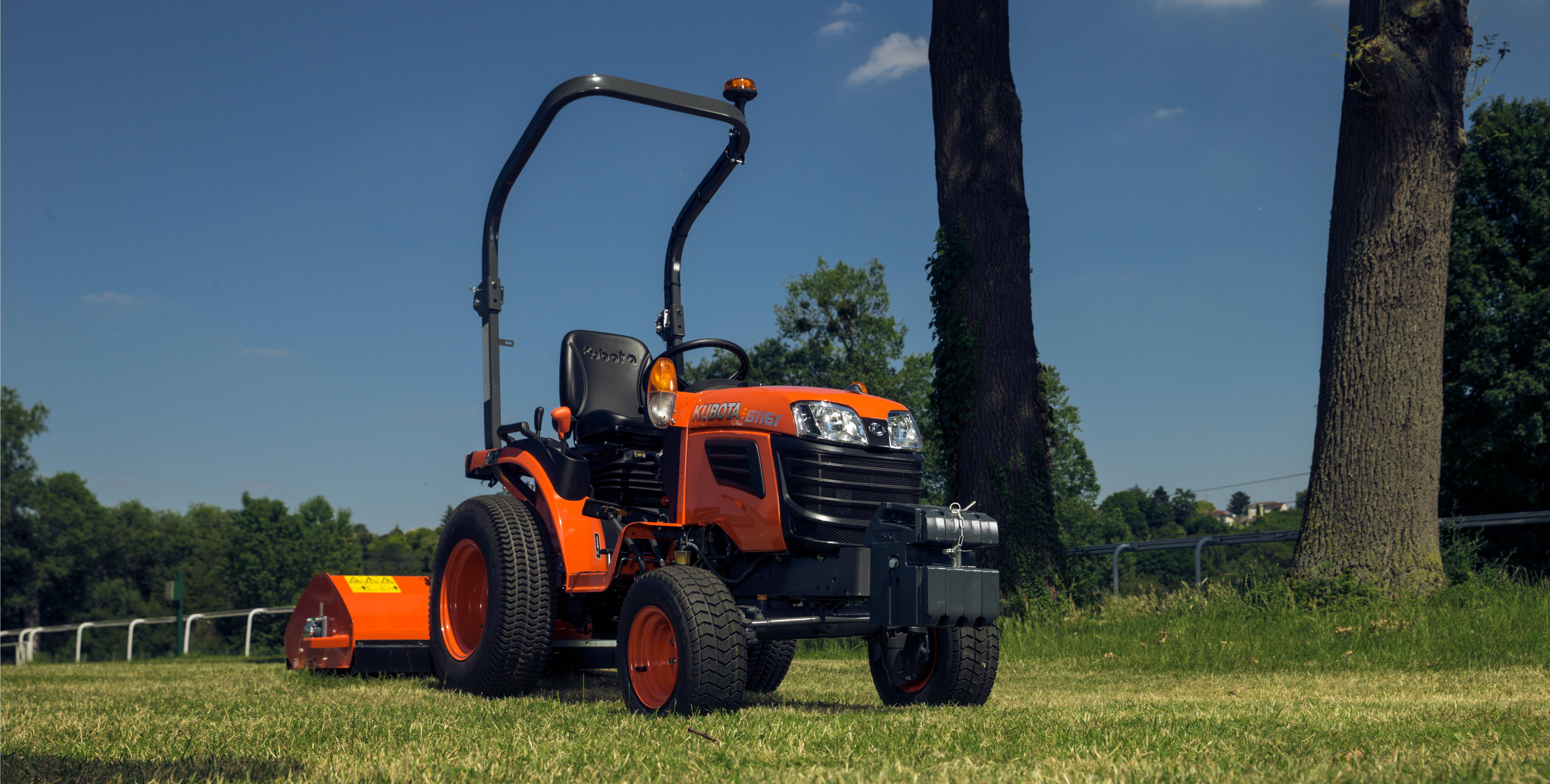 Tractors B1161 - KUBOTA