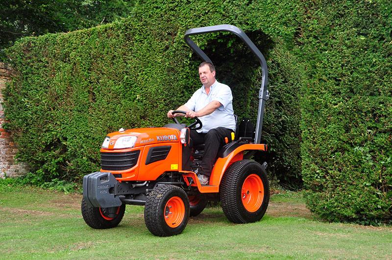 Kubota Rear Work Light : Tractors kubota b