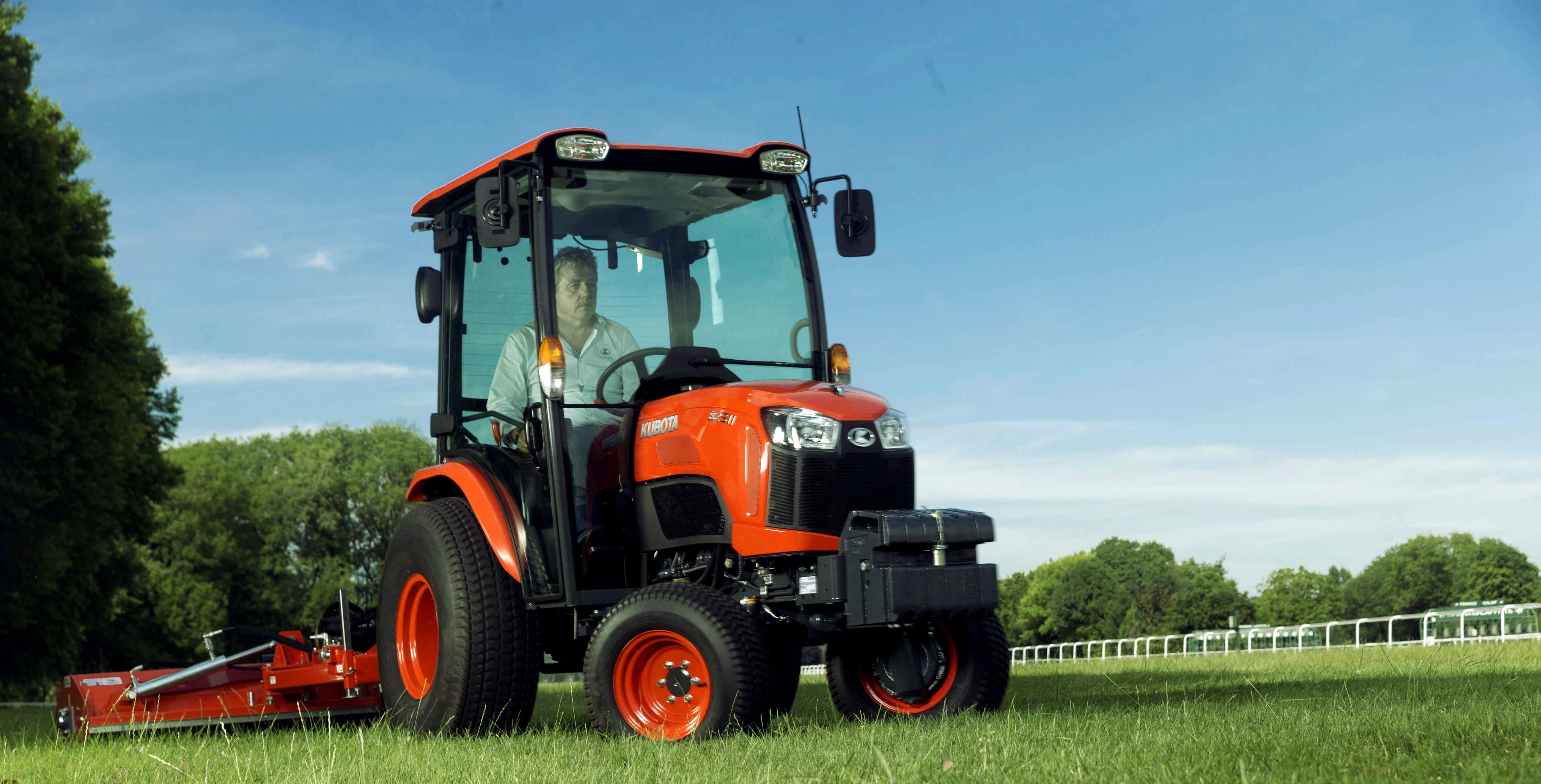 Tractors B2311 - KUBOTA