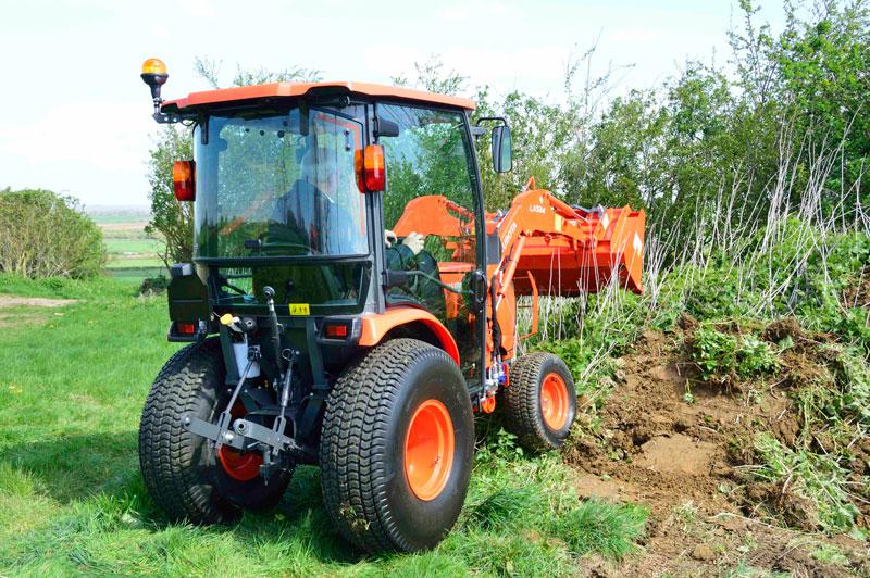 Tractors B2350 - KUBOTA