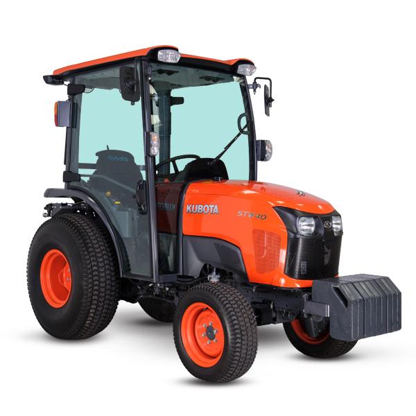 Tractors STW40 - KUBOTA