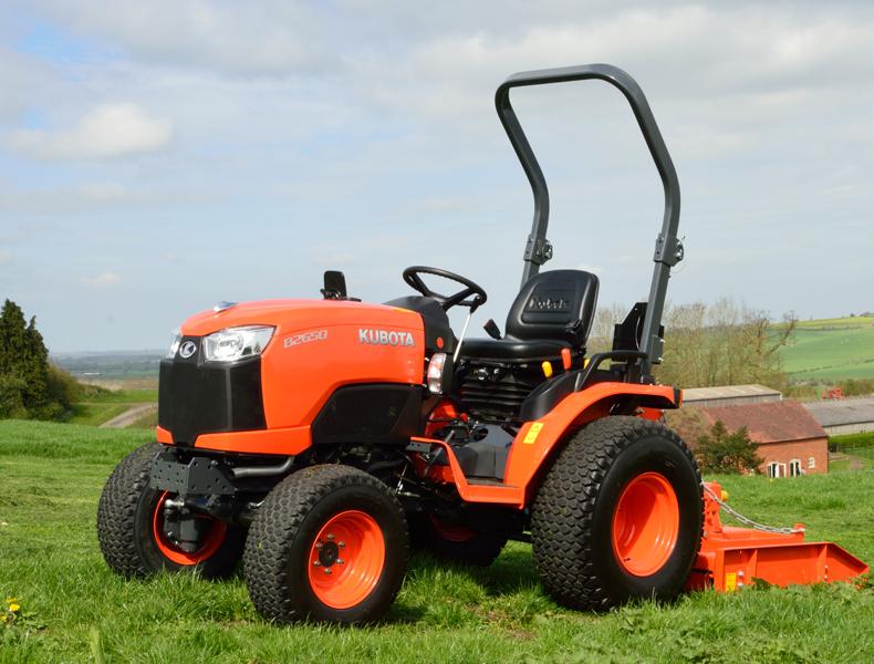 Tractors B2650 - KUBOTA