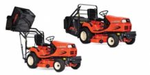 Mowers & Estate Management Kubota Grass collectors - KUBOTA
