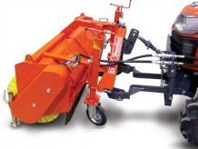 Mowers & Estate Management Road Sweepers - KUBOTA