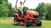 Mowers Mid-Mounted Mowers - KUBOTA