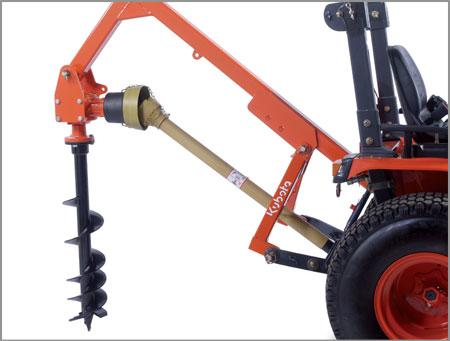 Soil Working Amp General Equipment Kubota Material Handling