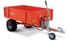 Mowers & Estate Management Trailers - KUBOTA