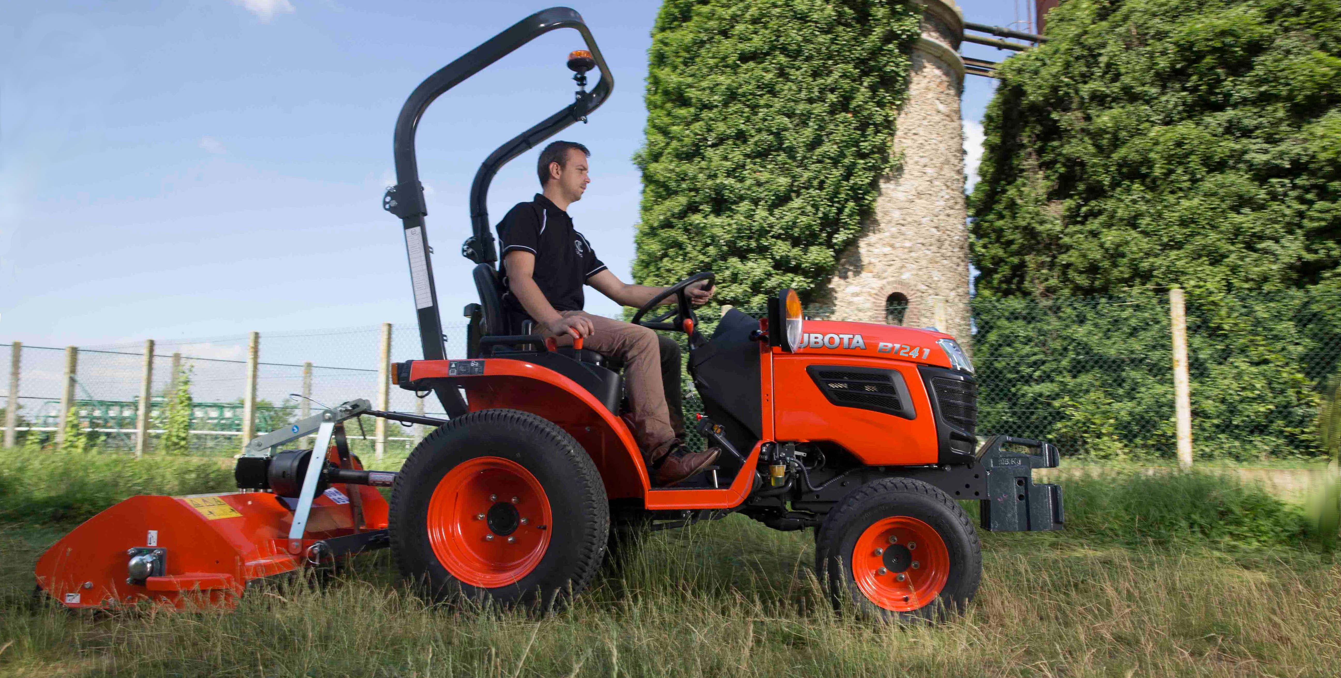 Tractors B1241 - KUBOTA