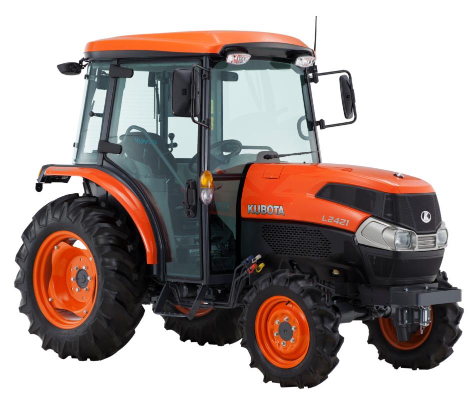 Tractors Kubota L2501 - Kubota