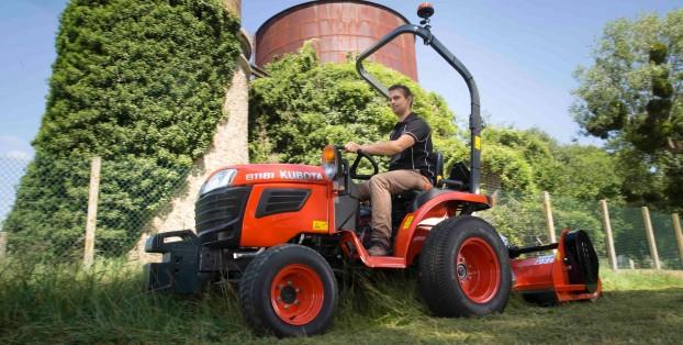 Compact Tractors B1 - KUBOTA