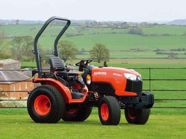 Tractors B2261 - KUBOTA