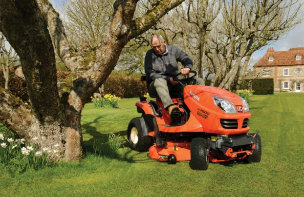 Ride On Mowers GR1600ID - KUBOTA
