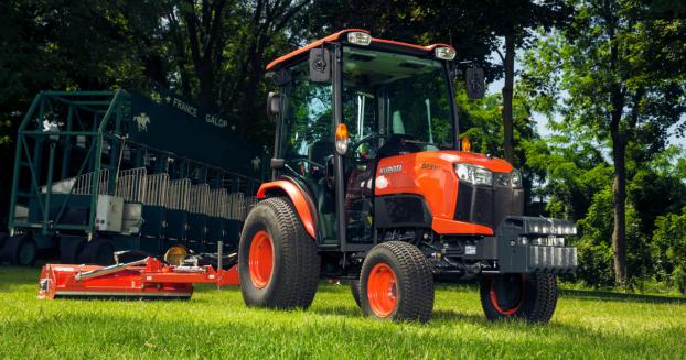 Compact Tractors B2 - KUBOTA