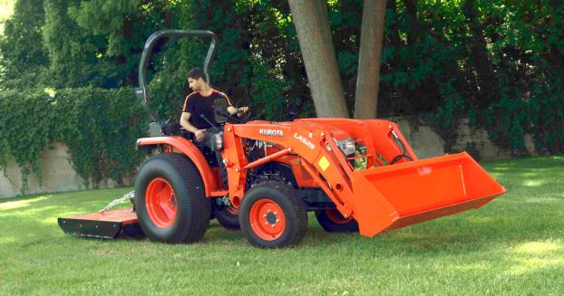 Compact Tractors L - KUBOTA