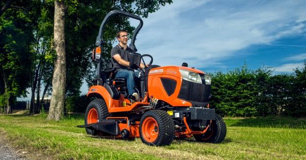 Tractors BX231 - KUBOTA