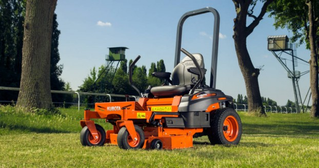Zero Turn Mowers Z122R - KUBOTA